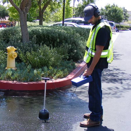 Leak Detection Fullerton Brea LaHabra