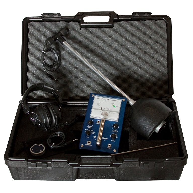 leak detection tool golak